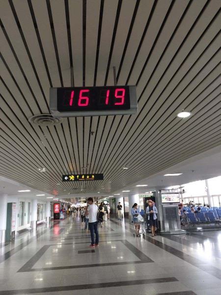 美兰国际机场一期风柜改造